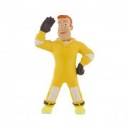Comansi Sam, a tűzoltó - Sam bevetési ruhában játékfigura