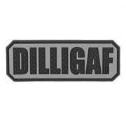 Maxpedition Patch - DILLIGAF (Färg: SWAT)