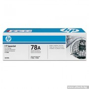 HP 78A Black LaserJet Toner Cartridge (CE278A)