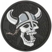 Maxpedition Patch - Viking Skull (Färg: SWAT)
