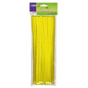 "Creativity Street Stetems/Pipe Cleaners 12"" X 6mm 100-Piece Yellow"