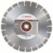 Диск диамантен за рязане Best for Abrasive 350 x 20,00 x 3,2 x 15 mm, 2608603781, BOSCH