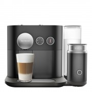 Nespresso Expert&Milk C85 Kaffemaskin Svart