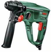 Ciocan rotopercurtor Bosch PBH 2100 RE, 550 W + set burghie S2 SDS-plus, 6 buc.
