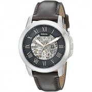 Fossil Grant Analog Black Dial Mens Watch - ME3100