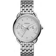Fossil Zilverkleurig Vrouwen Horloge ES3712
