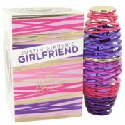 Girlfriend For Women By Justin Bieber Eau De Parfum Spray 3.4 Oz