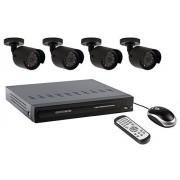 Valueline svl-setdvr40 veiligheid camera opname set uitgerust met geïntegreerde 500 GB harde schijf