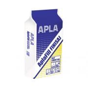 Glet finisaj pe baza de ciment AplaFill pentru interior, alb 5 kg