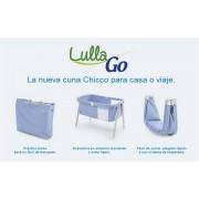 Cuna Colecho Cuna Viajera Corral Lulla GO Azul
