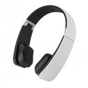 Astrum HT410 sztereó fehér bluetooth 4.1 fejhallgató APTX tehnológiával, beépített mikrofonnal