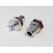 Loh Electronics Adapter SMA-hona till N-hona för montering, O-ring