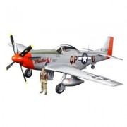 Maquette Avion : Avion P-51d Mustang-Tamiya