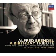 Alfred Brendel - A Birthday Tribute (0028947826040) (2 CD)