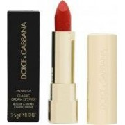 Dolce&Gabbana Lipstick Classic Pintalabios Crema 3.5g - 430 Venere