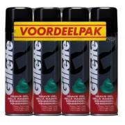 Gillette Scheergel Normale Huid 4 x 200ml