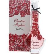 Christina aguilera red sin eau de parfum 100ml spray