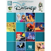 Contemporary Disney: Easy Guitar with Tab, Paperback/Hal Leonard Corp