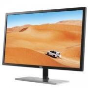 Монитор AOC Q3279VWFD8, 31.5 инча QHD (2560x1440) IPS LED, 5 ms, 1200:1, 20M:1 DCR, 250 cd/m2, FreeSync, D-Sub, DVI, HDMI, DisplayPort, Q3279VWFD8