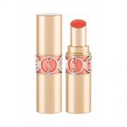 Yves Saint Laurent Rouge Volupté Shine Oil-In-Stick червило 4,5 гр за жени 14 Corail Marrakesh