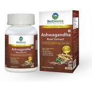Ashwagandha Root Extract (450mg) 60 Veg Caps