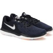 Nike WMNS NIKE FLEX SUPREME TR 6 Training & Gym Shoes For Women(Navy)