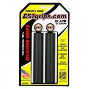 Esi Grips chwyty Racer's Edge 50g czarne + korki