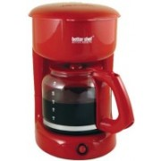 Better Chef 1L6RBUP87DP3 Personal Coffee Maker(Red)