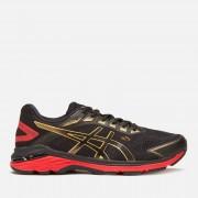 Asics Men's Running Gt-2000 7 Trainers - Black/Rich Gold - UK 9.5 - Black