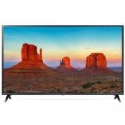 Телевизор LG 43UK6400PLF, 43 инча 4K UltraHD TV, 3840 x 2160, DVB-T2/C/S2, Smart webOS 4.0, Ultra Surround,WiFi 802.11ac, 4КActive HDR, HDMI, Simplink