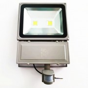 Proiector Plasma LED 100W echivalent 1000W cu Senzor