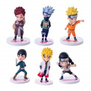 Anime Naruto Figure Toy Muñeca Modelo PVC Muñeca Regalo Niños
