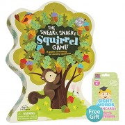 The Sneaky, Snacky Squirrel Game With Your Choice Of Free Educational Flashcards, First Grade