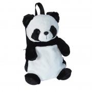 Wild Republic Pluche panda beer rugzak/rugtas knuffel 33 cm