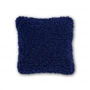 Tom Dixon - Boucle Kissen, 45 x 45 cm, electric blue