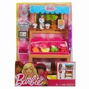 Set de joaca, Barbie - mobilier bacanie