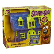 Scooby Doo Mystery Mansion Playset With Scooby Figure