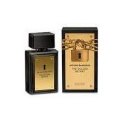 Perfume The Golden Secret Eau de Toilette Antonio Banderas 100ml Masculino