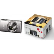 Canon IXUS 285 HS Zilver - Premium kit