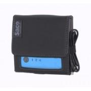 Saco Case Pouch bag for Seagate Wifi Wireless Mobile Portable Hard Drive Storage 500GB (Black)(Black)