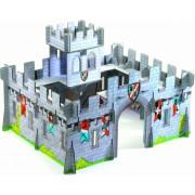 Castel medieval Djeco macheta 3D