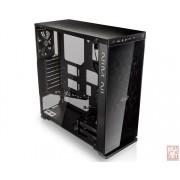 "IN-WIN 805C, ATX Midi Tower, no PSU, 2x3.5"", 4x2.5"", 1x120mm, USB Type-C, Tempered Glass, black"