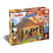 Teifoc Nagy Istálló 420 db dobozban, 43x33x11 cm