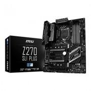 MSI Scheda madre 1151 MSI Z270 Sli Plus Intel Z270