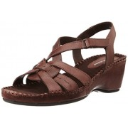 Hush Puppies Women's Amarlysis Sandal Brown Fashion Sandals - 3 UK/India (36 EU) (7644096)