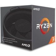 AMD Ryzen 3 1200 3.1GHz BOX YD1200BBAEBOX processzor
