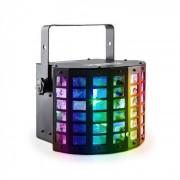 Beamz Radical 2-in-1 LED-foco Derby & Laser 20W RGBAWP-LEDs DMX (Sky-153.710)