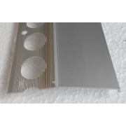 Profil aluminiowy balkonowy okapnikowy 85mm 2,5m srebro