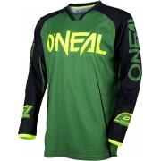 Oneal O´Neal Mayhem Lite Blocker Jersey Verde Ácido/Negro XXL