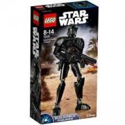 Сглобяема фигура Лего Стар Уорс - Death Trooper на Империята - LEGO Star Wars, 75121